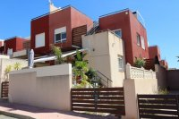 RVS009VMQ. Large, Bright, 3, bed 2 bath semi with sea views from solarium. walk to shops, bars restaurants. modern throughout. situated in Dehesda de Campamor.just 6 minutes to the beach. must be viewed.