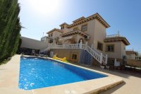4 BEDROOM DETACHED VILLA WITH PRIVATE POOL CABO ROIG