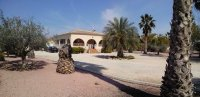 Outstanding Finca on the edge of Dolores Costa blanca
