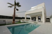 3 bedroom 3 bathroom new detached villa 350m from la marina beach