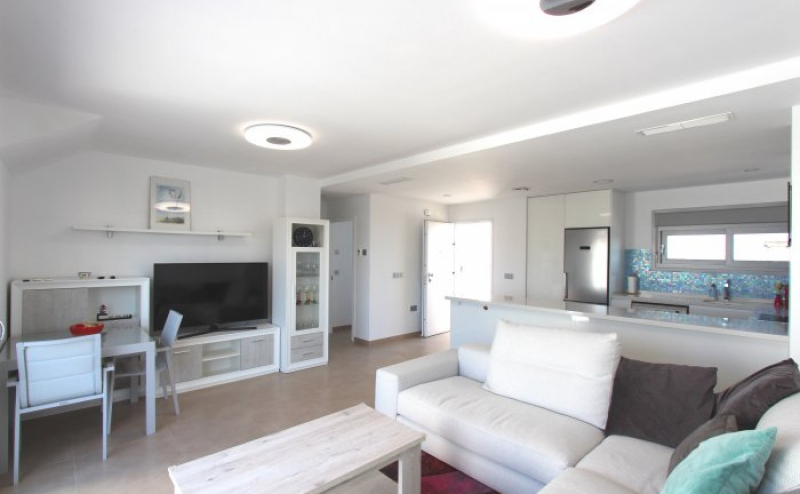 ULTRA MODERN LUXURY PENTHOUSE APARTMENT 2 BEDROOM 2 BATHROOM VISTABELLA GOLF