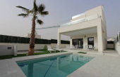 RVSOO1LAMARINA-NEW , 3 bedroom 3 bathroom new detached villa 350m from la marina beach